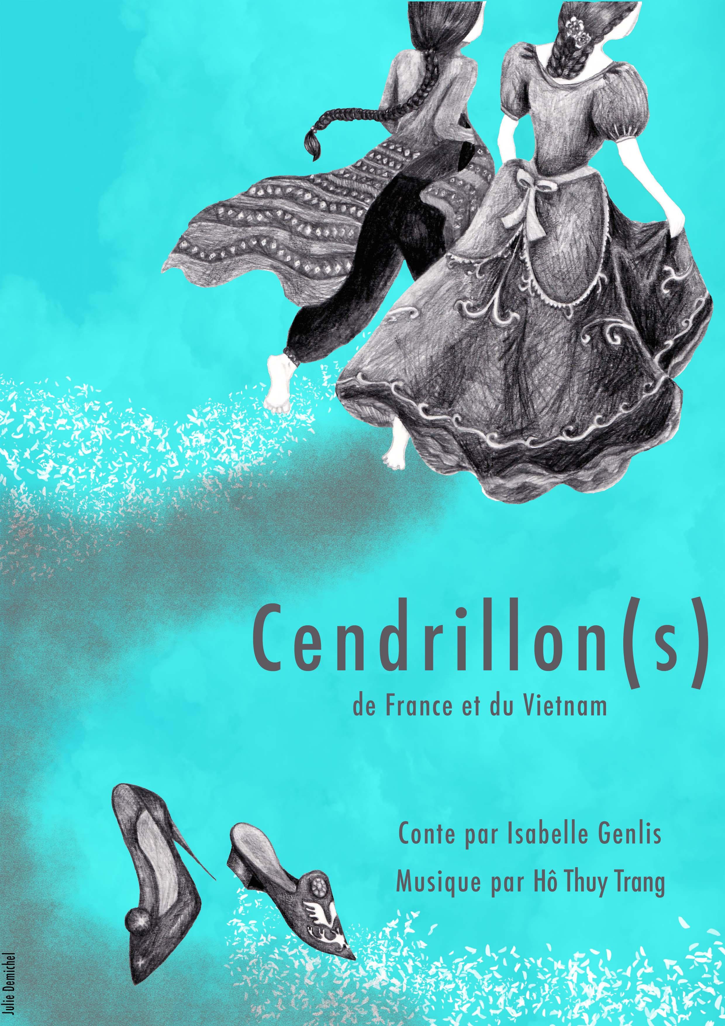 AFFICHE CENDRILLON 160115-4